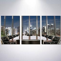 3 Panel Canvas Prints Wall Art for Home Decoration Modern De