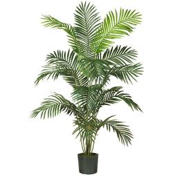 Nearly Natural 5260 Paradise Artificial Palm Tree, 5.5-Feet,