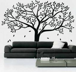 99''x79'' Large Tree Wall Sticker Removable Vinyl Decal Home