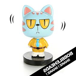 Bobble Head Cat - Car Dash Kitty, Home Decor, Childrens Toys