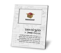 Engineer Definition Picture Frame - Personalization Availabl