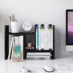 Jerry & Maggie - Desktop Organizer Office Storage Rack Adjus