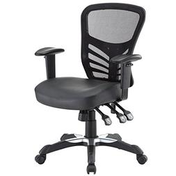 Modway Articulate Mesh Office Chair with Fully Adjustable Bl