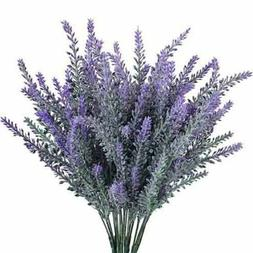 Artificial Lavender Flowers Wedding Bridle Bouquet Home Offi