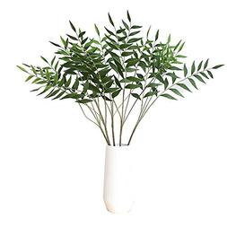 "Artificial Plants 32"" Artificial Eucalytus Green Branches Fa"