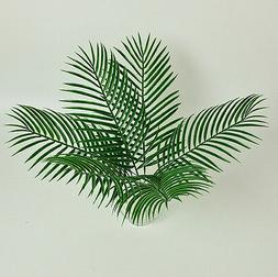 Artificial Plants Fake Leaf Foliage Home Office Garden Flowe