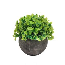 Artificial  Potted Mini Plant for Desk,Office,Home Decor-FRE