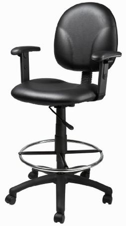 Boss Office Products B1691-CS Stand Up Caressoft Drafting St