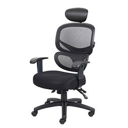 Boss Office Products B6338-HR Multi-Function Task Chair with