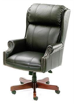 Boss Office Products B980-CP Traditional High Back Caressoft