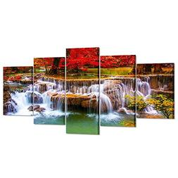 Kreative Arts XLarge Canvas Print for Living Room Decoration