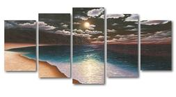 Canvas Print Home Office Wall Decor Art Abstract Landscape S
