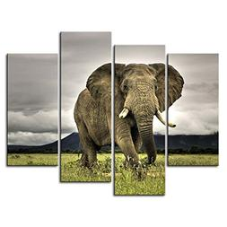 So Crazy Art - Canvas Print Wall Art Painting For Home Decor