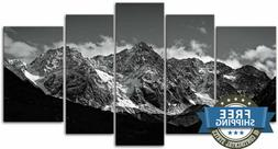Canvas Wall Art Paintings For Home Decor Black And White Lan
