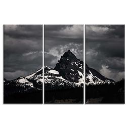 Canvas Wall Art Paintings For Home Decor Black And White Sce