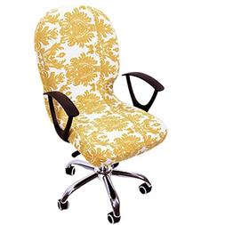 Freahap Chair Cover Stretchable Removable Computer Office Sw