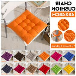 Chair Seat Cotton Cushion Square Soft Thick Pad Padded Home