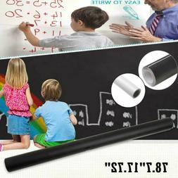 Chalkboard Wall Sticker Erasable Painting Class Teaching Hom