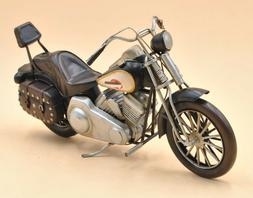 Collectible Home Office Decor Indian Motorcycle Hand Painted