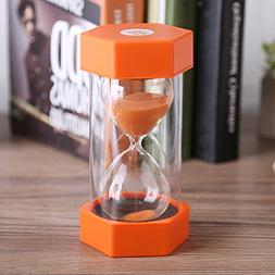 Colorful Sand Timers Hourglass for Home Office Decor Gift Sa