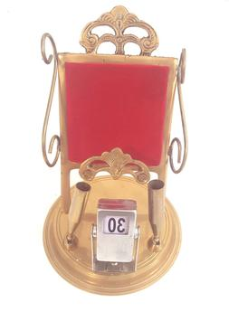 Copper Stand Luxury style for bussines cards or cell phone C