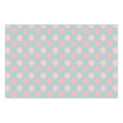 DB Party Studio Pack of 25 Paper Place Mats Pink Balloons Br