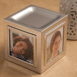Decorative Personalized Frame Cube and Magnetic Paper Clip H