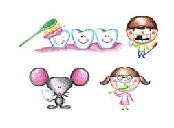Dental Office Decorations for Kids Wall Decal Stickers Pedia