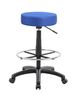 Boss Office Products The DOT Drafting Stool in Blue