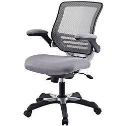 East End Imports EEI594GRY Edge Office Chair with Gray Mesh