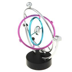 Electric Perpetual Motion Desk Toy Magnetic Executive Office