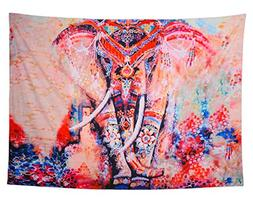 elephant tapestry wall hanging ethnic