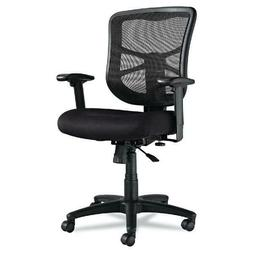 Alera Elusion Series Mesh Mid-Back Swivel/Tilt Office Chair,