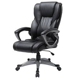 Ergonomic Executive Adjustable Swivel Task Chair High Back H