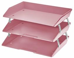 Acrimet Facility 3 Tiers Triple Letter Tray