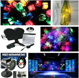 Fairy LED String Lights Birthday Wedding Party Lamp Outdoor