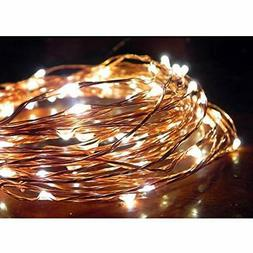 Norsis Fairy Lights - Flexible Copper Wire Starry String Lig