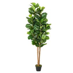 Fake Artificial Greenery Plants Decorative Trees for Home De