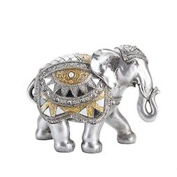 Redeco Feng Shui Luck Fortune Elephant, Decorative Figurine