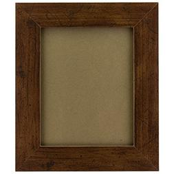 Craig Frames FM74DKW 18 by 36-Inch Rustic Wall Decor Frame,