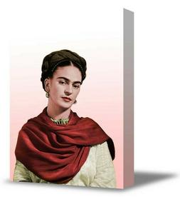 Frida Canvas Printed Art Office Decor Surrealist Mexican Art