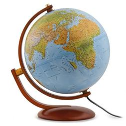 """Waypoint Geographic Gibraltar 12"""" Globe with Multi-Direction"""