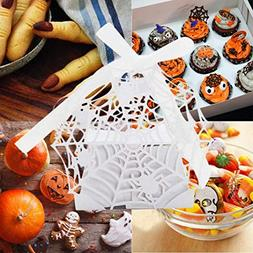 Tpingfe Halloween Candy Bag Snack Packet Children Household
