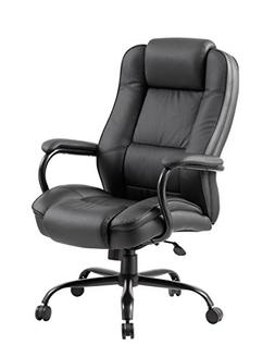Heavy Duty Executive Chair in Black