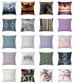 Ambesonne Home & Office Decor Throw Pillow Case Cushion Cove