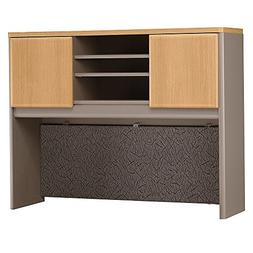 48 in. Hutch in Light Oak - Series A
