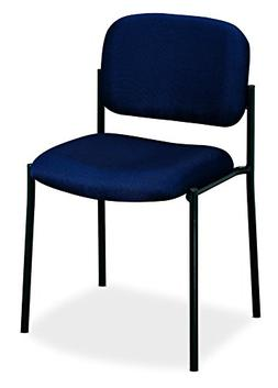 HON Scatter Guest Chair - Upholstered Stacking Chair without