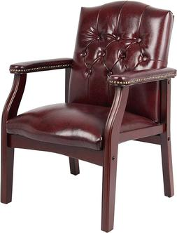 Ivy League Executive Guest Chair Home Office Furniture Sturd
