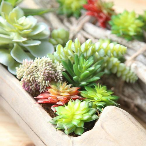 1pc New Office Succulents Decor