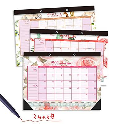 """2019 Desk or Wall Calendar Large Blotter Pad 11.5 X 17"""" for"""